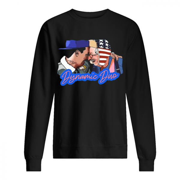 Justin Spencer And Roy Small Dynamic Duo  Unisex Sweatshirt