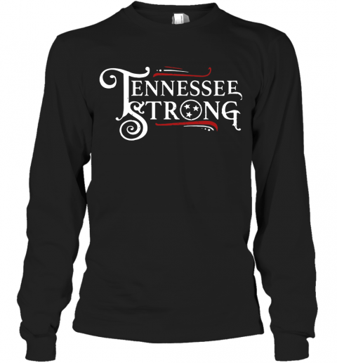 Tennessee Strong 2020 T-Shirt Long Sleeved T-shirt