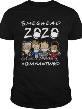 Quarantined Smeghead 2020 Face Mask shirt