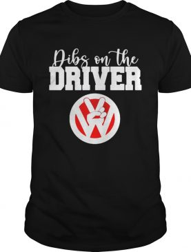 Dibs on the driver shirt