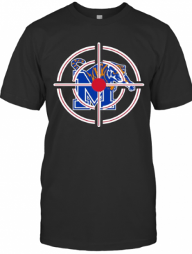 Memphis Tigers Always The Hunted Shoot T-Shirt