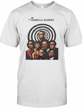 The Umbrella Academy Band Members T-Shirt