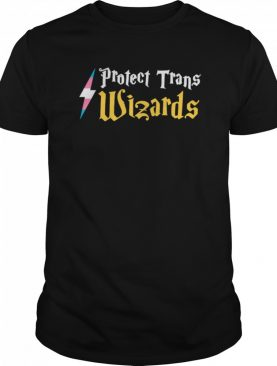 Harry Potter Protect Trans Wizards shirt