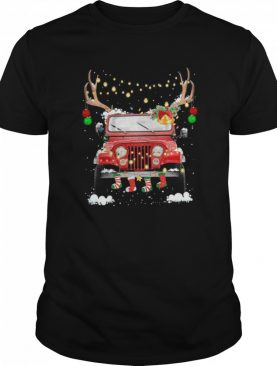 Jeep Light Christmas shirt