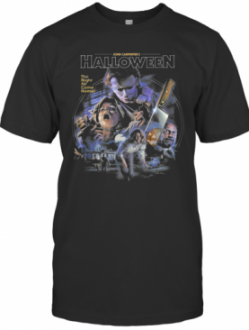 John Carpenters The Night He Came Home 41St Anniversary Thank You For The Memories Halloween T-Shirt