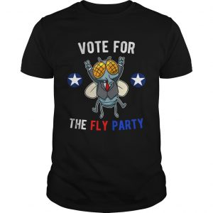 2020 Election Vote for the Fly Party  Unisex
