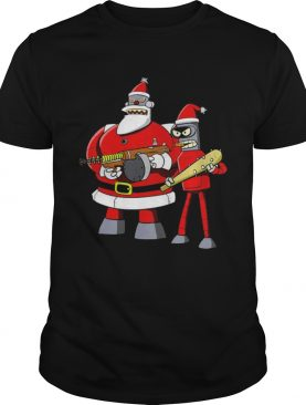 Future Futurama Christmas shirt