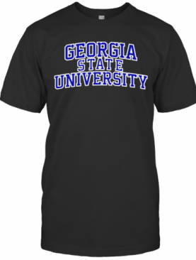 Georgia State University Blue T-Shirt