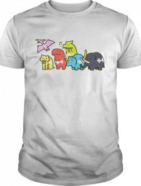 Pet Dinosaurs Power Rangers shirt