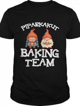 Piparkakut Baking Team shirt