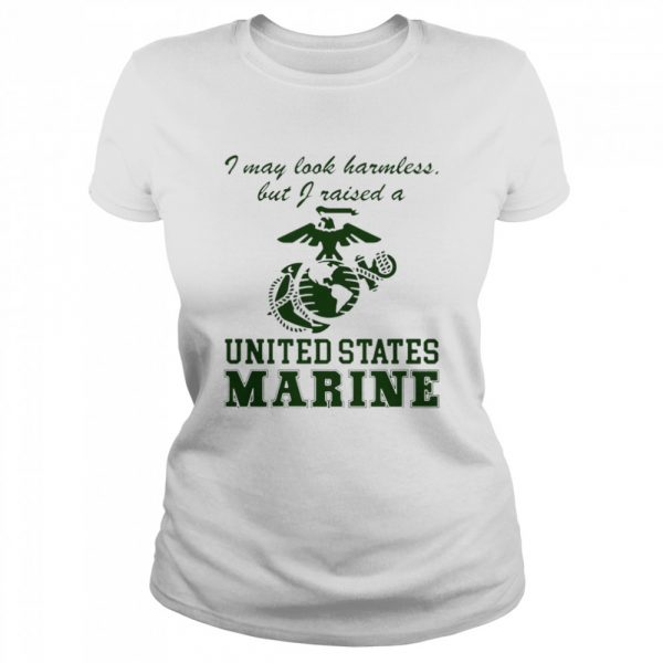 A United States Marine  Classic Women's T-shirt