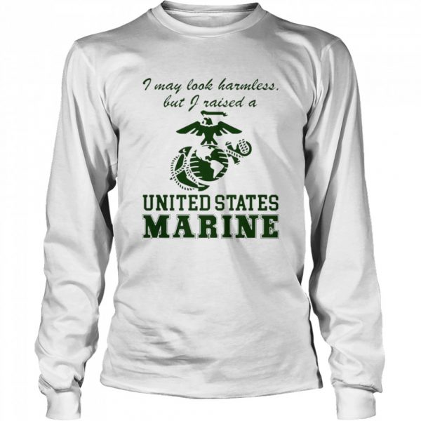 A United States Marine  Long Sleeved T-shirt